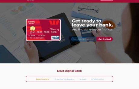 Banking-landing-page