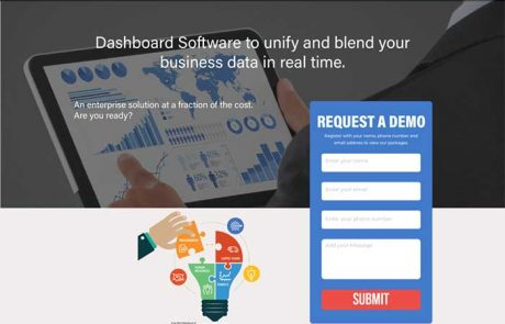 ERP-Landing-Page