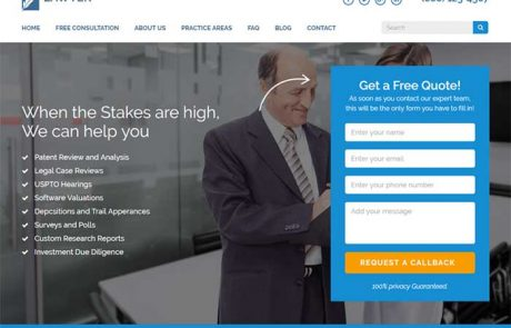 Lawyer-Landing-Page
