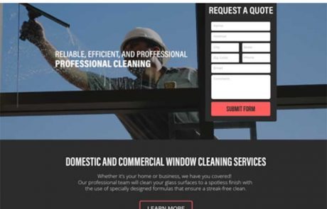 Professional-Services-landing-page