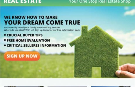 Real-Estate-Landing-Page