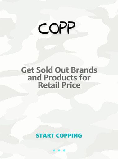 COPP APP